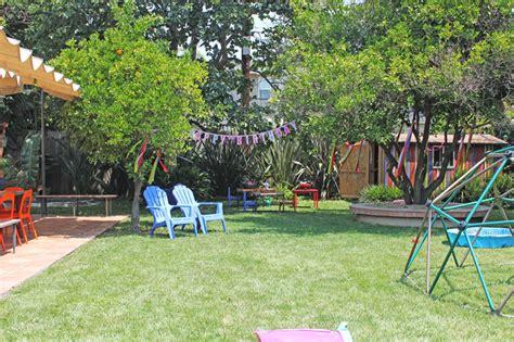 backyard princess party entertaining ideas princess party babble dabble do