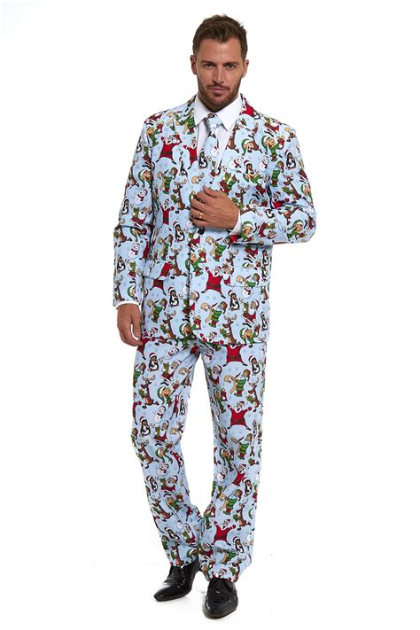 christmas mens wear stag do suits fancy paty mens costume stand out 2018 ebay