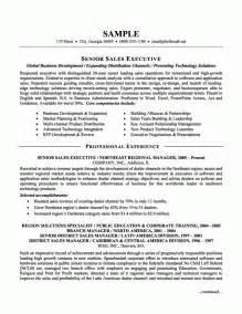 Sales Representative Resume Sample Sales Resume Template Resume Templat Free Sales Resume