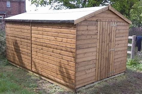Bespoke Sheds by Bespoke Sheds And Summerhouses Fencing Supplies Garden Decking Sheds Bournemouth