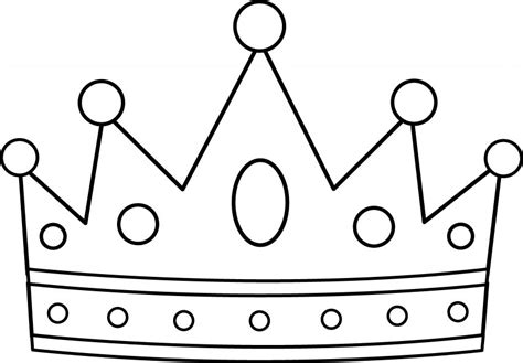 coloring pages crown tiara easy to color purim crown jewels coloring sheet tiara