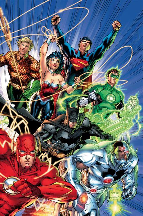 justice league volume comic vine