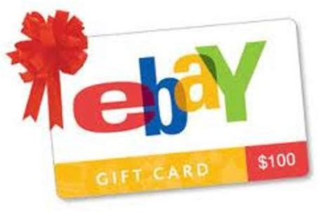 free 100 dollar ebay giftcard gift cards listia com auctions for free stuff - Free 100 Dollar Gift Card