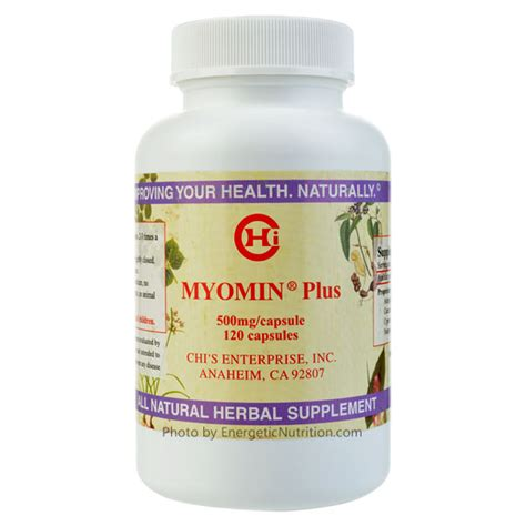 chi f supplement myomin plus from chi s enterprise free shipping