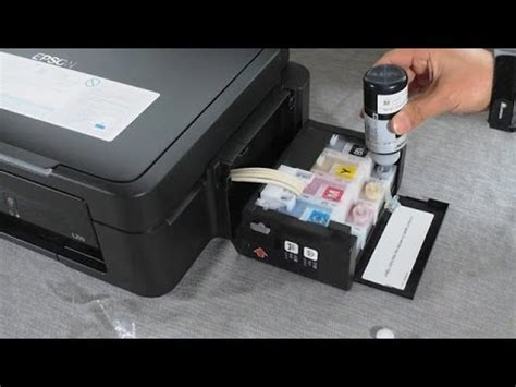 Tinta Epson One Ink Sublim Untuk L110 100ml 6 how to refill ink in epson l210