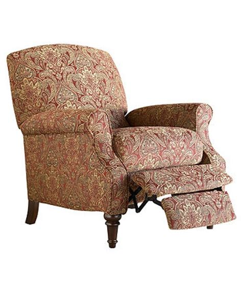 lane paisley recliner i don t usually like recliners but i love the paisley