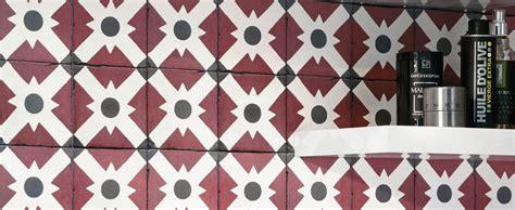 Charmant Peinture Rouge Pour Cuisine #1: Mur-cuisine-saint-maclou2.jpg