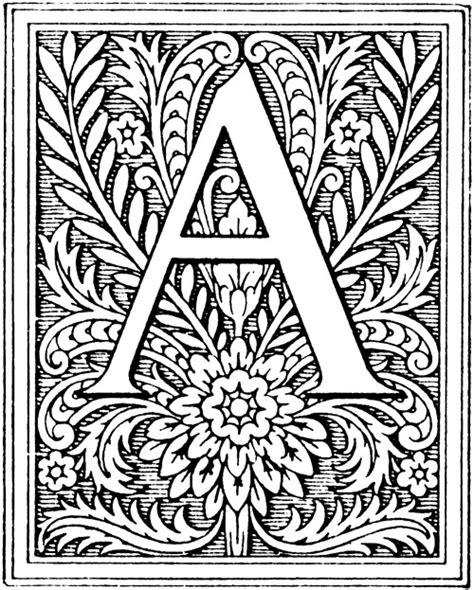 coloring pages illuminated letters illuminated letters on pinterest illuminated manuscript