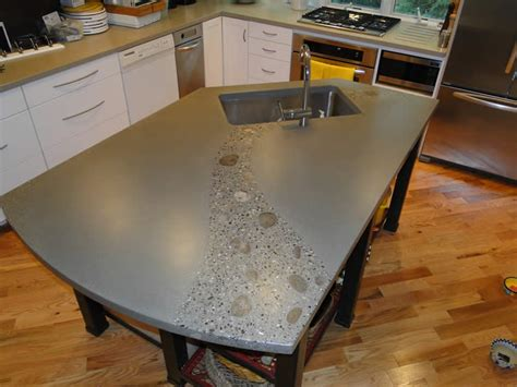 concrete countertops concrete countertops custom concrete countertops hard