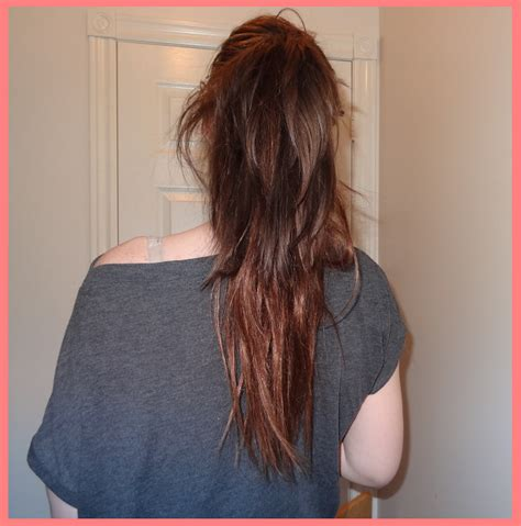 how to wear a ponytail with halo extensions the creation of beauty is art creating a rocker ponytail