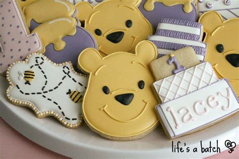 Winnie The Pooh Cookies winnie the pooh cookies decorated cookies sugar cookies cakes and winnie the pooh