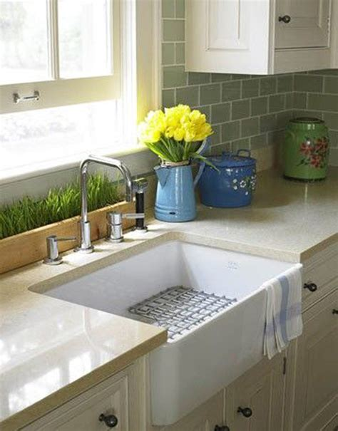 country kitchen sink