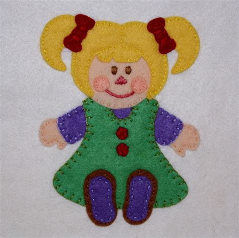 rag doll workshop santa s workshop rag doll applique wee folk