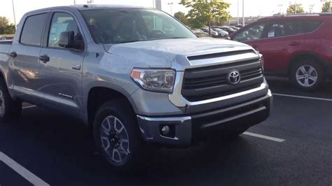 Toyota Tundra Sr5 Package New 2014 Toyota Tundra Sr5 Trd Offroad Package Walk Around
