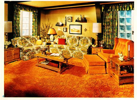 interior desecrations a 1975 home furnishing catalog