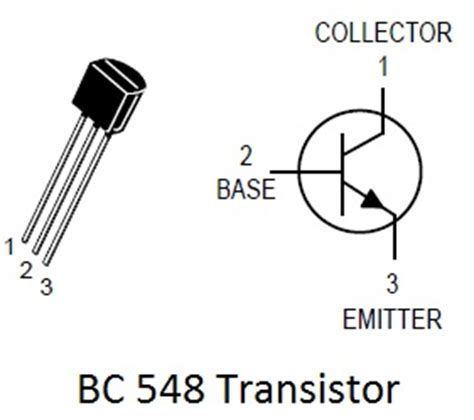 transistor bc548 o similar bc548 transistor geekbot electronics