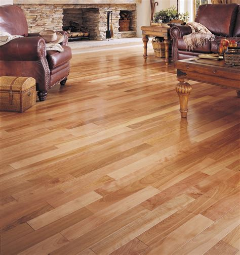 Wooden Floor Colour Ideas Yellow Birch Hardwood Flooring Rich Colors Home Interior Design Ideashome Interior