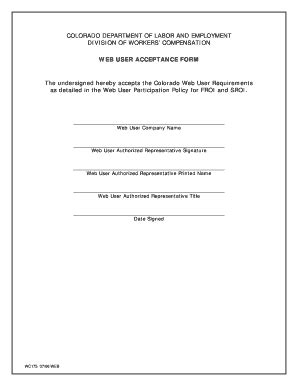 user acceptance form template bill of sale form colorado workers compensation