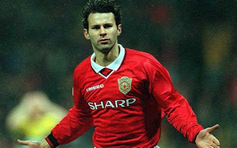Miniatur Giggs Manchester United Soccerwe giggs s top five chions league moments telegraph