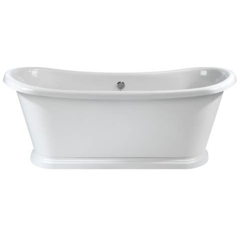 1650mm shower bath burlington admiral freestanding bath 1650mm burlington