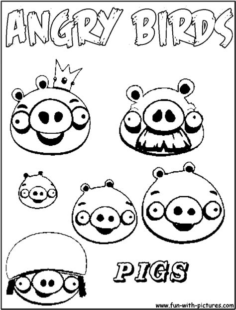 angry bird pig coloring pages 2 az coloring pages