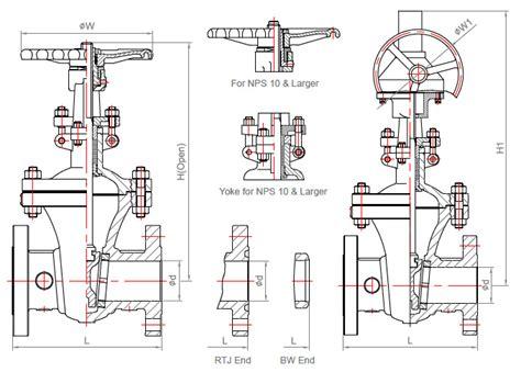 Gate Valve Ryuichi 1 2 200 W O G gate valve parts and material list astech valve co ltd