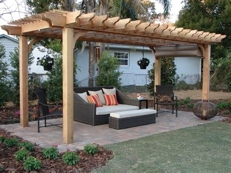 15 x 15 pergola plans bing images