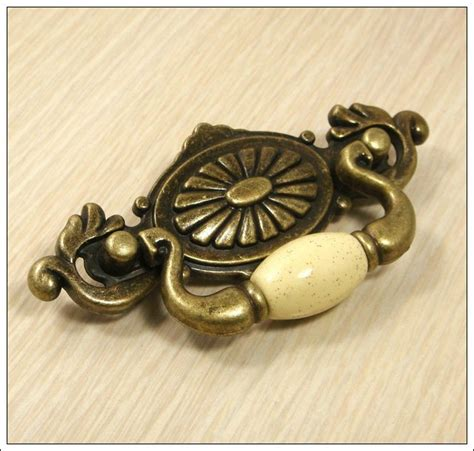 Where To Buy Drawer Pulls And Knobs 10pcs New Design Antique Kitchen Cabinet And Drawer Pull C