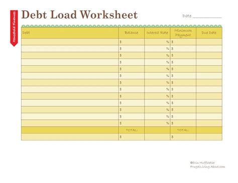 debt spreadsheet template debt management spreadsheet spreadsheet templates for