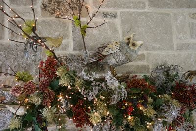 Susan Batwing Limited romancing the home mantels decorated for the holidays