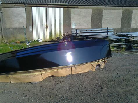 boat paint wood wooden gp14 racing dinghy painting from bare wood to