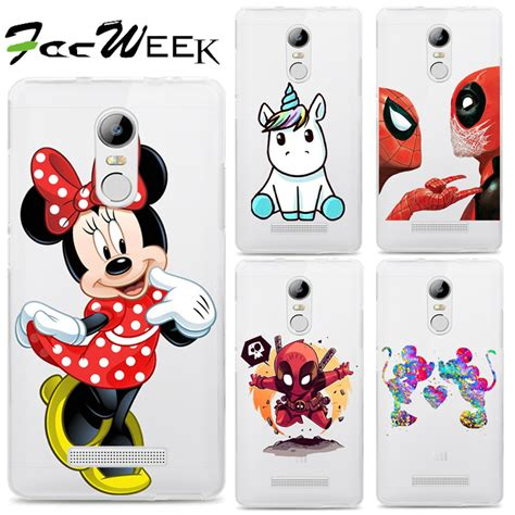 Xiaomi Redmi Note 3 3d Mickey Minnie Silicone Armor Bumper Tpu silicone phone for xiaomi redmi note 3 mickey