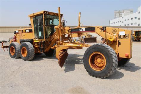 Caterpillar Abu Abu caterpillar 140h motor grader for sale sharjah dubai
