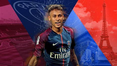 Paris Saint Germain Announce Signing Of Neymar From