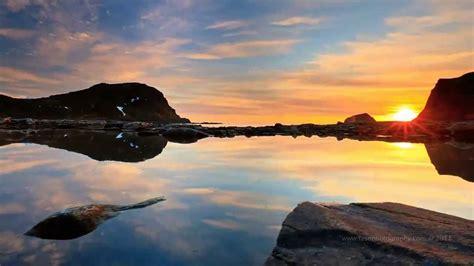 yoga relax  reiki zen timelapse landscapes