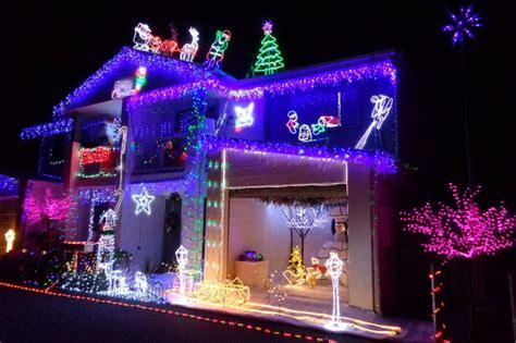 best brisbane suburbs for christmas light displays brisbane