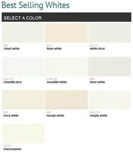 Best selling whites benjamin moore i have used simply white for the