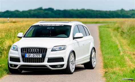 Audi Q7 Tunning by Tuning Audi Q7 Front