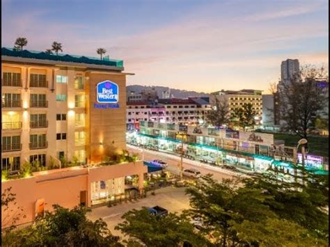 best western phuket resort best western hotel patong phuket thailand
