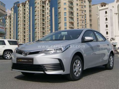 Toyota Xli 2020 by New Toyota Corolla For Sale In Qatar