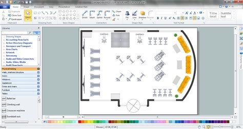 layout design software gym layout design software free liekka com