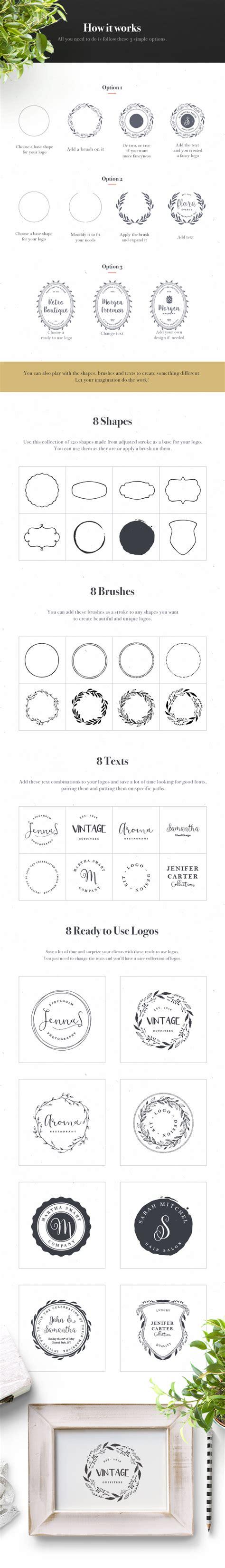 free logo design kit logo design kit free sle graphicburger