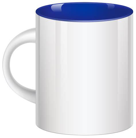 Best Mug white blue cup png clipart best web clipart