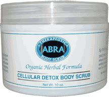 Abra Cellular Detox Bath Gluten Free by Your In Abra Therapeutics Product List