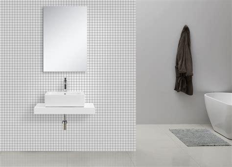Moderne Waschbecken 75 by Waschtischkonsole Aus Eiche Weiss 75 X 50 Cm