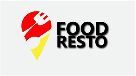 design logo resto professional design logo logo food and restaurant