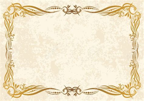 certificate design background vintage certificate borders blank certificates
