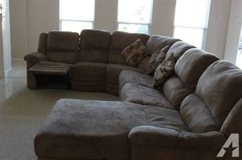 Used Sectional Sofas Sale Used Sectional Sofa Curved L Shape For Sale In Missouri City Classified