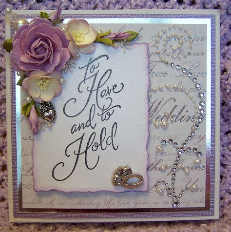 A Handcrafted Wedding - scrappyleggdesigns handmade wedding card