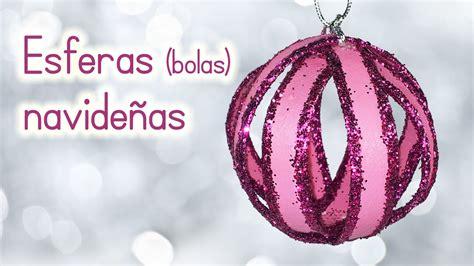imagenes navideñas en material reciclable manualidades para navidad esferas navide 209 as bolas de